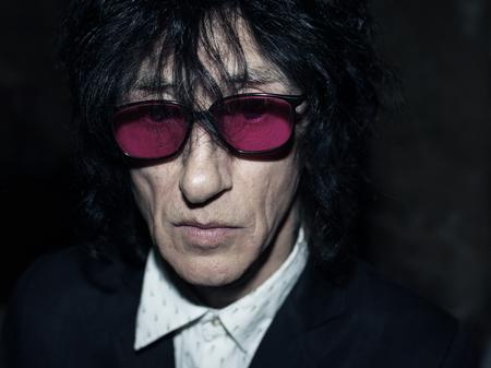 John Cooper Clarke will perform at Rochester's Royal Function Rooms