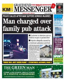 Gravesend Messenger, Nov 8