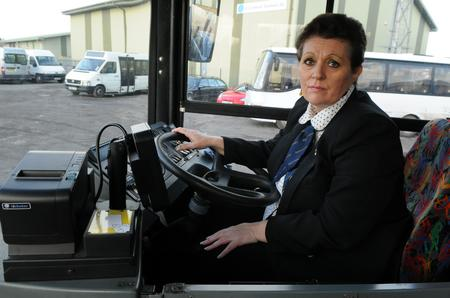 Regents Coaches driver Diana Dooner was pursued by yobs after she asked them to get off her bus for abusing other passengers