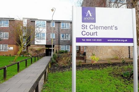 St Clements Court, Canterbury Road, Herne Bay.