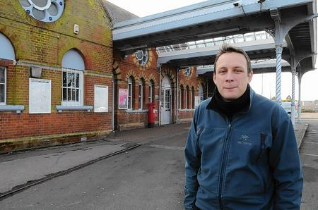Tim Waltham of Herne Bay has completed research that shows a train going to London today takes the same time as a train that did the same journey in the 1920s.