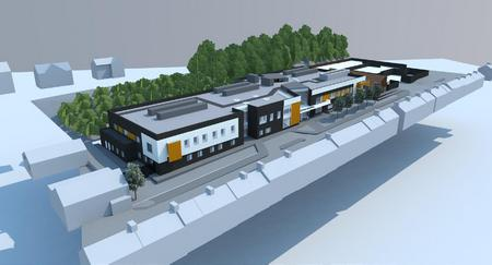 New hospital for Dover