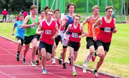 Championship Records Fall At Kent Schools Athletics Finals