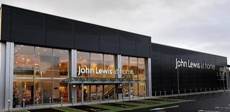 John Lewis and how it could look when a new store opens up in Ashford.