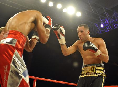 James DeGale defends his crown at Glow Bluewater's sporting debut.