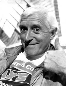 Jimmy Savile in Jim'll Fix It. Picture: BBC