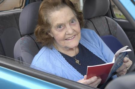 Maureen Darvell, who drove the wrong way up a dual carriageway.
