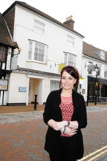 New salon opening in Ashford by Chelsea Ford who was an apprentice with murdered hairdresser Natalie Esack