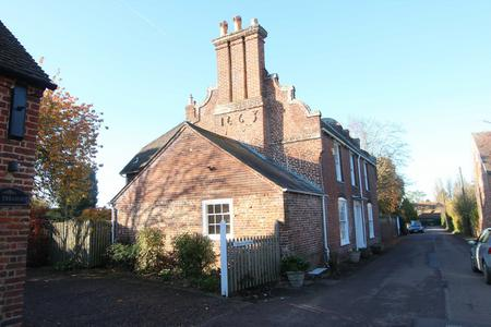 The Treasury in Ickham