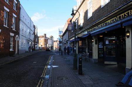 Burgate in Canterbury
