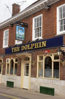 The Dolphin PH, Canterbury