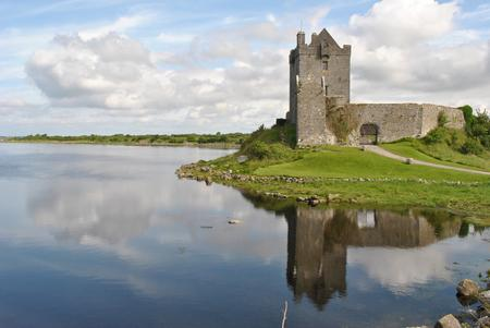 Castles and fortifications can be found across the west coast of Ireland