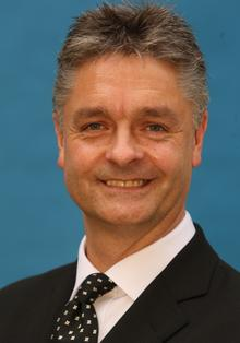 County councillor Kevin Lynes