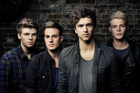 Lawson have been added to the kmfm playlist