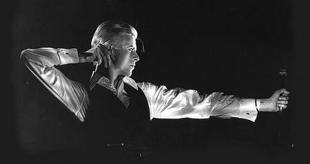 Bowie : The Archer Station to Station tour 1976, by John Robert Rowlands