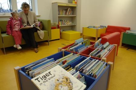 Children's library books
