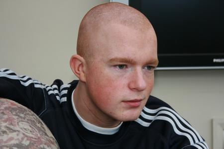 Luke Leary, killed when his motorbike hit a lampost.