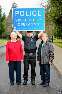 Kings Hill Speeding Operation launched