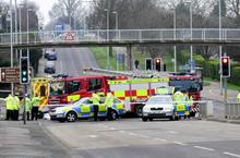 Rainham road crash