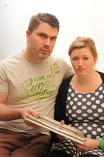 Nick and Ruth Bate - the parents of tragic toddler Willow Bate