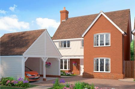 An elegant design for countryside living