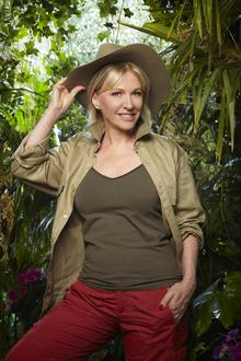 Conservative MP Nadine Dorries is a controversial candidate in ITV show I'm a Celebrity... Get Me Out of Here! Picture: Nicky Johnston/ITV