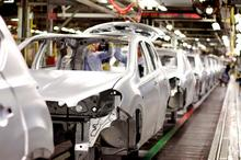 Car production up 6.5%