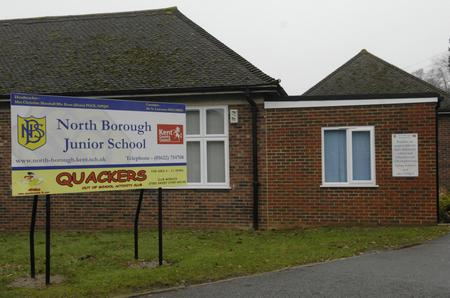 North Borough Junior School in Maidstone