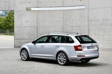 Estate model added to new Octavia range