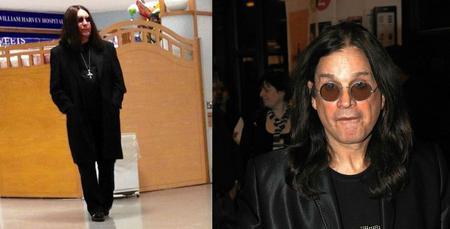 Ozzy Osbourne Lookalike