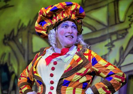 Ben Roddy takes centre stage as Nurse Nellie the panto dame in Canterbury this Christmas