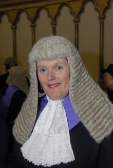 Judge Adele Williams, who sits at Canterbury Crown Court