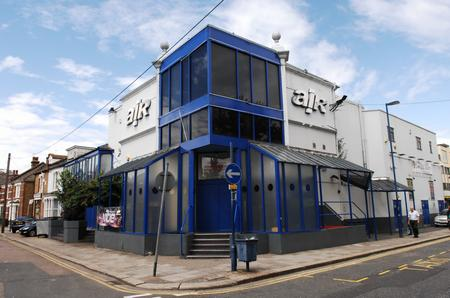 Air and Breathe nightclub, Dartford