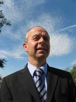 Matt Britton of London Array wind farm