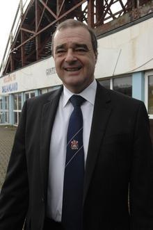 Ex-Thanet council leader Sandy Ezekiel.