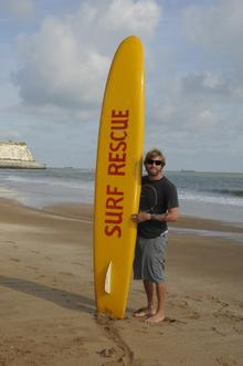 Joss Bay Surf School.Dave Melmoth