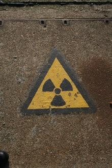Nuclear sign, Dungeness