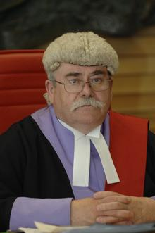Maidstone Crown Court, Judge Michael Carroll