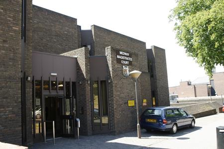 Medway Magistrates' Court in Chatham