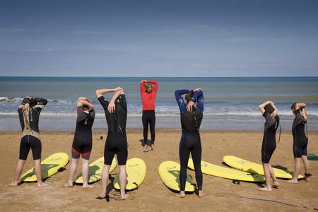 Joss Bay Surf School