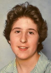 Claire Tiltman, stabbed to death in 1993.