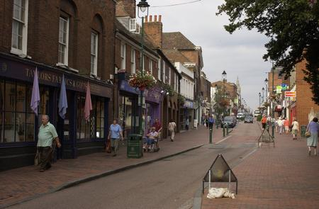 Sittingbourne High Street