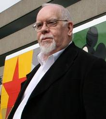 Dartford-born pop art pioneer Sir Peter Blake