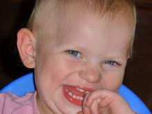 Amelia, 3, nicknamed Milly Moo, died in May 2010
