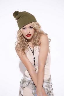 Rita Ora. Picture, PA/Handout