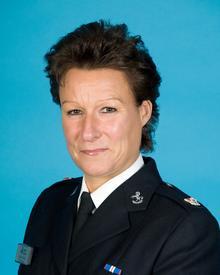 Kent Police Superintendent Rachel Adams