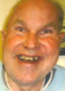 Robert Manning who has gone missing in Herne Bay