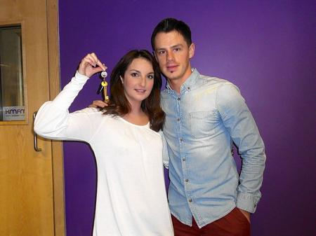 Key to Emma's heart is an engagement ring - but other half Mike had other ideas!