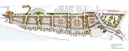 Folkestone sea front plans