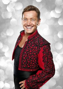 EastEnders favourite Sid Owen will turn on the Christmas lights at the Dockside Outlet. Picture: BBC